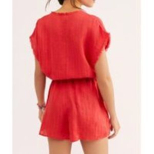 Free People Intimately All Day Romper